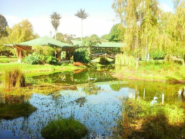 Botanico Jose Celestino Mutis植物園