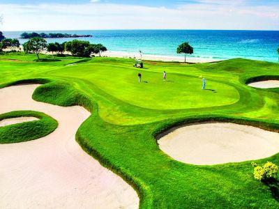 樂雅民丹島高爾夫球會