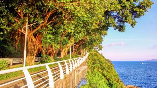 Yantian Waterfront Boardwalk