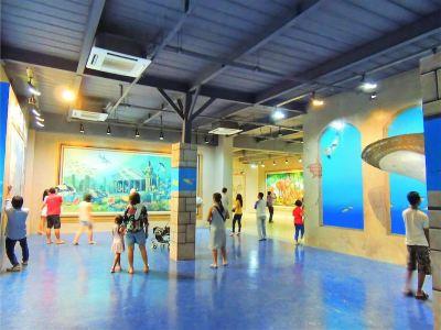 芭提雅3D美術館
