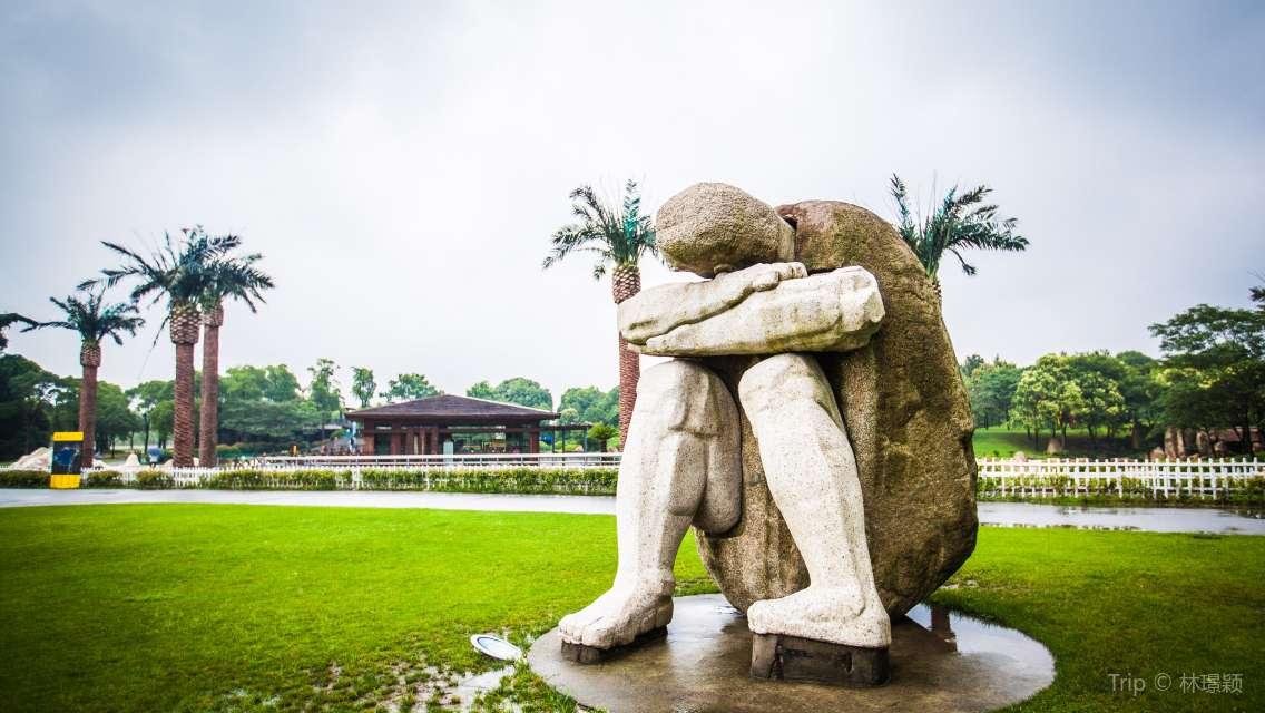 월호 조각공원 입장권