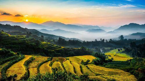 Wuyuan Scenic Area