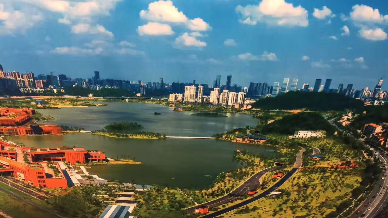 ChangSha DaHe XiXian DaoQu GuiHua ZhanShiGuan