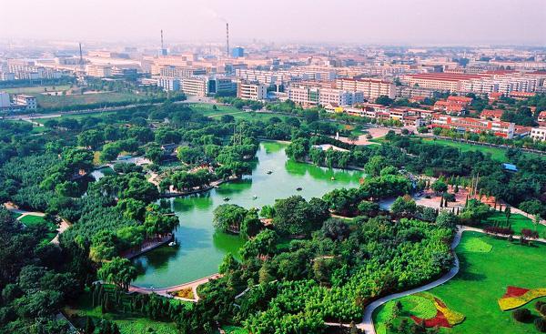 Cangsheng Park (East Gate 3)