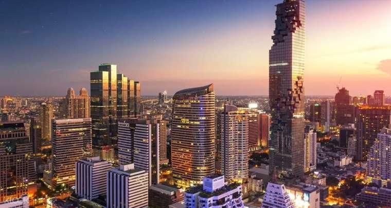방콕 마하나콘 스카이워크 입장권