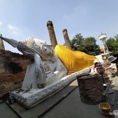 야이 차이몽콜 사원 여행 사진