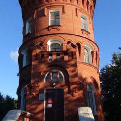 Water tower in Vladimir User Photo