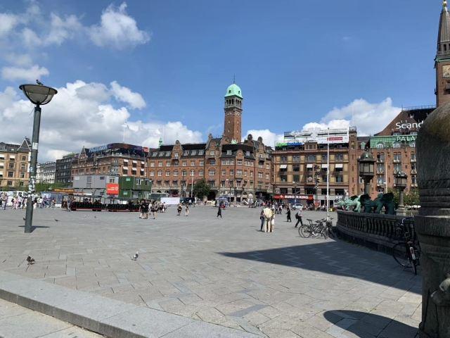 哥本哈根市政廳廣場
