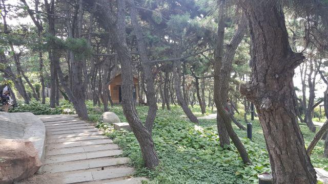라오후석 해상공원