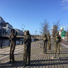 The Famine Sculpture User Photo
