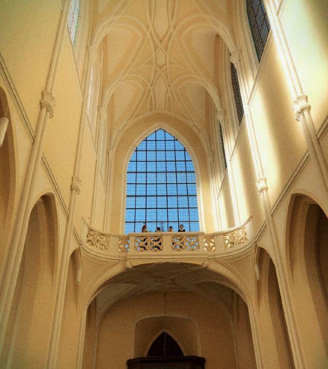 Kostel Nanebevzeti Panny Marie