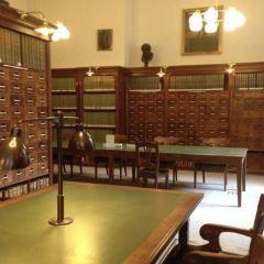 Royal Library (Kongelige Bibliotek) User Photo