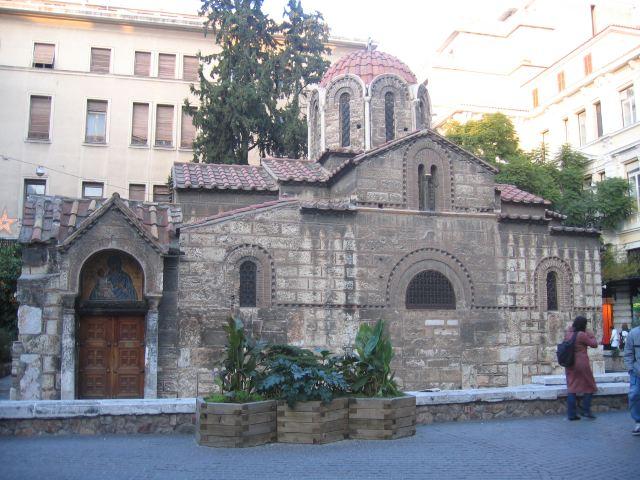 Agioi Theodoroi Church