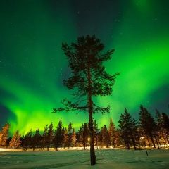 北極光教堂用戶圖片