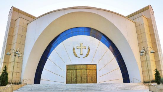 Resurrection of Christ Orthodox Cathedral of Tirana