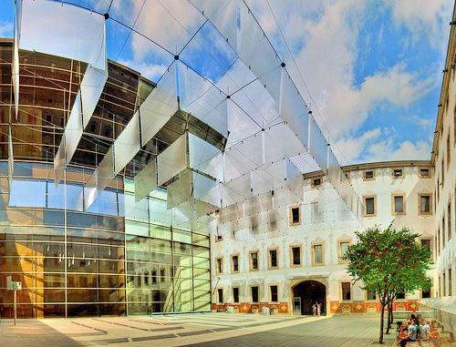 巴塞羅那現代文化中心