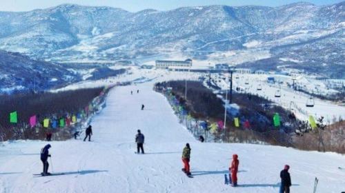 Hejiagou Ski Resort
