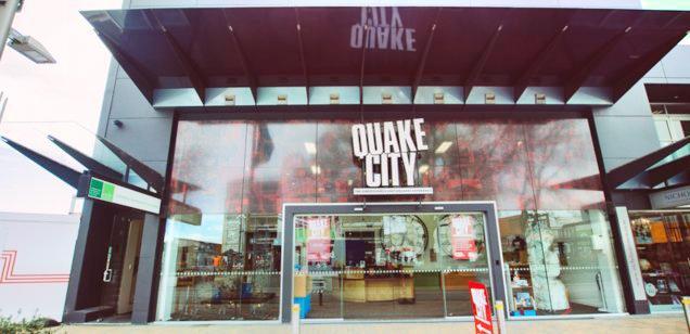 Quake City
