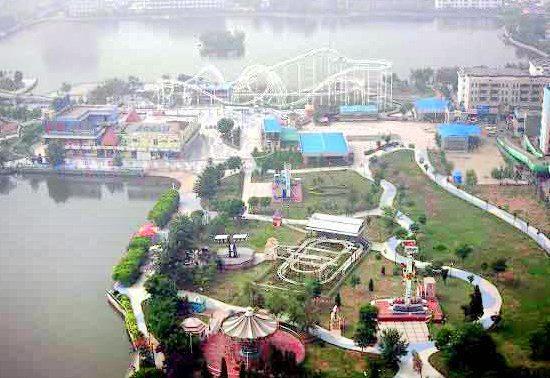 Dezhou Xisen Gladness Island Amusement Park