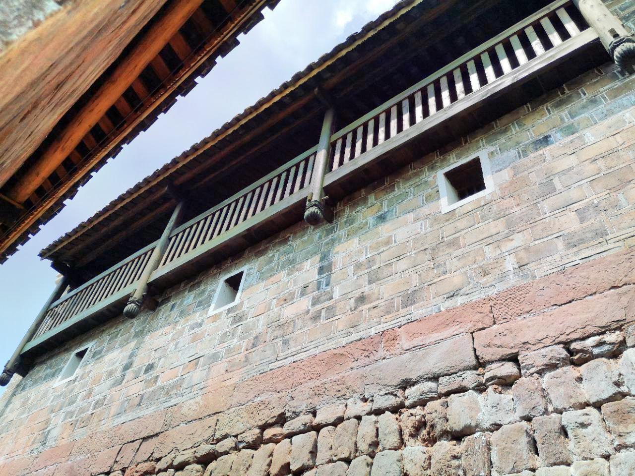 岩門古堡寨