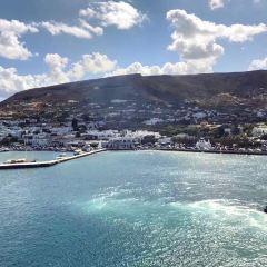 聖埃裡尼海灘用戶圖片