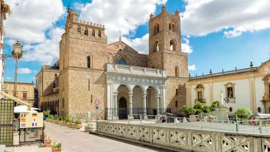 蒙雷阿萊大教堂