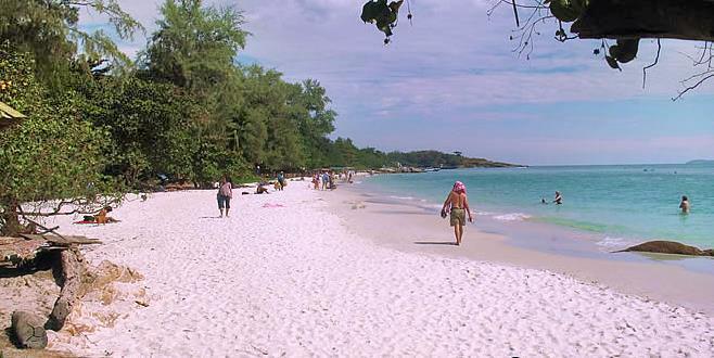 奧軒闊海灘