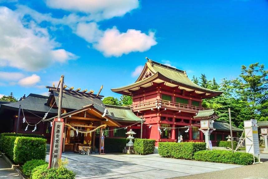笠間稻荷神社