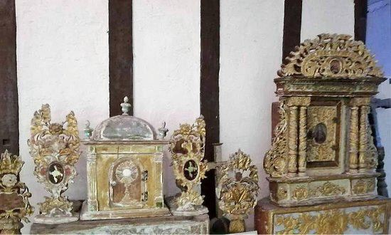 Baclayon Ecclesiastical Museum