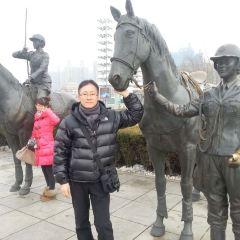 싱하이 광장(성해 광장) 여행 사진