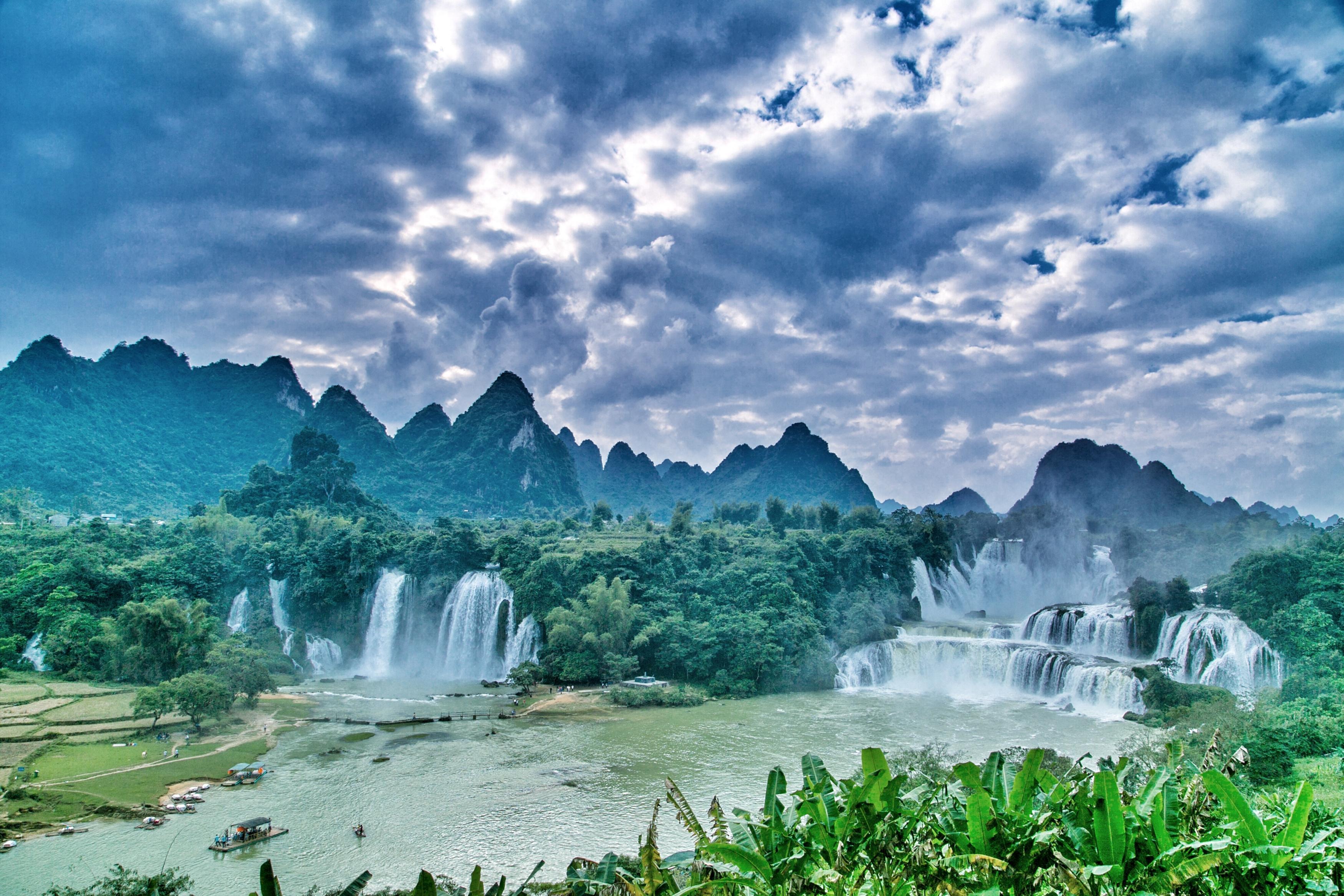 Detian Waterfalls Admission Ticket