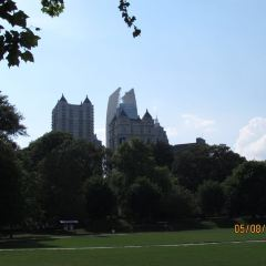 Pershing Point Park User Photo