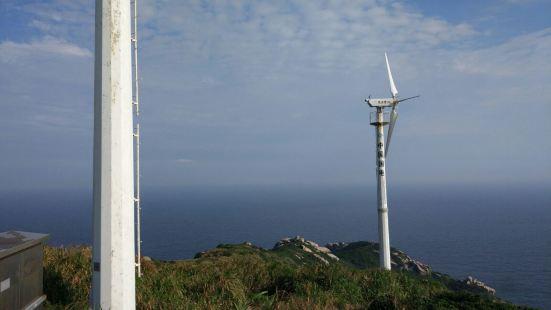 風力發電大風車