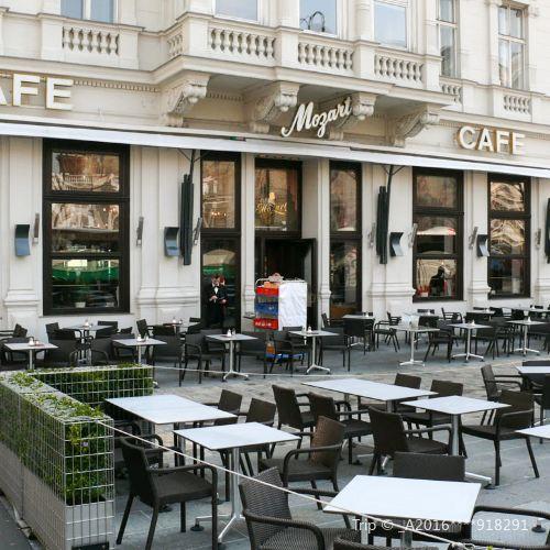 莫札特咖啡館