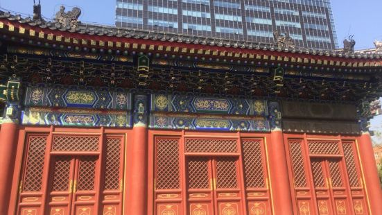 Huang Temple Ancestral House