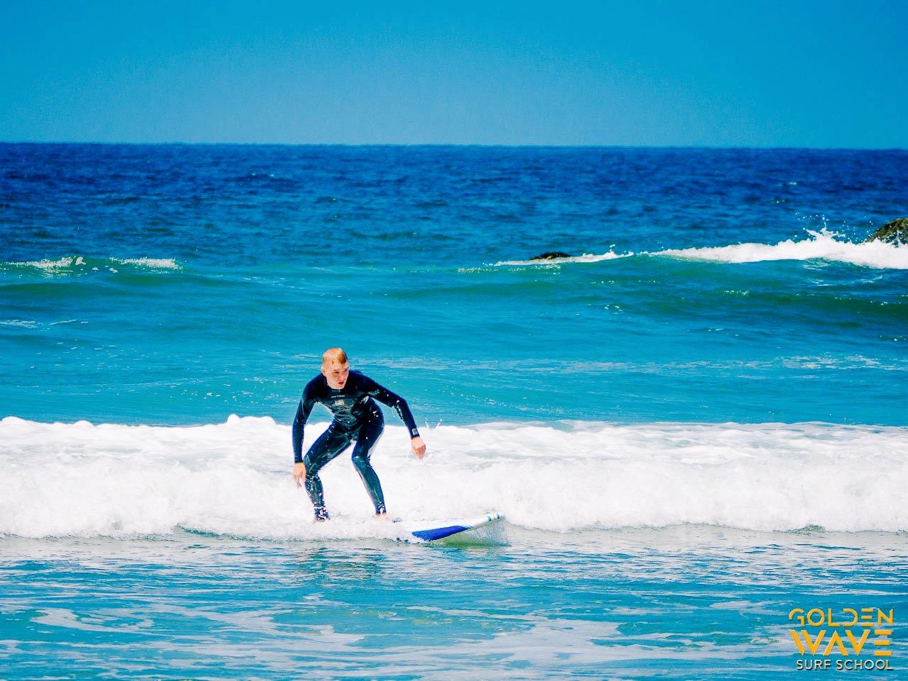 Golden Wave Surf School