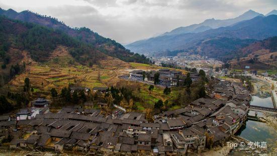 青木川古鎮