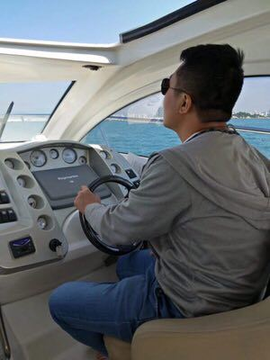 新慕洋遊艇海釣俱樂部