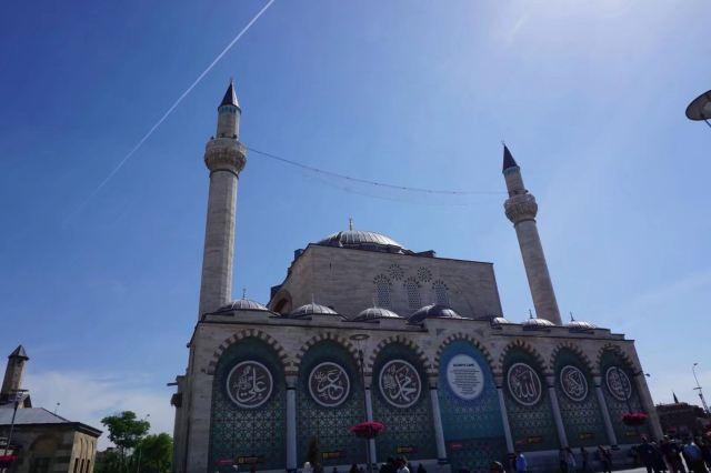 Esrefoglu Mosque/Esrefoglu Camii