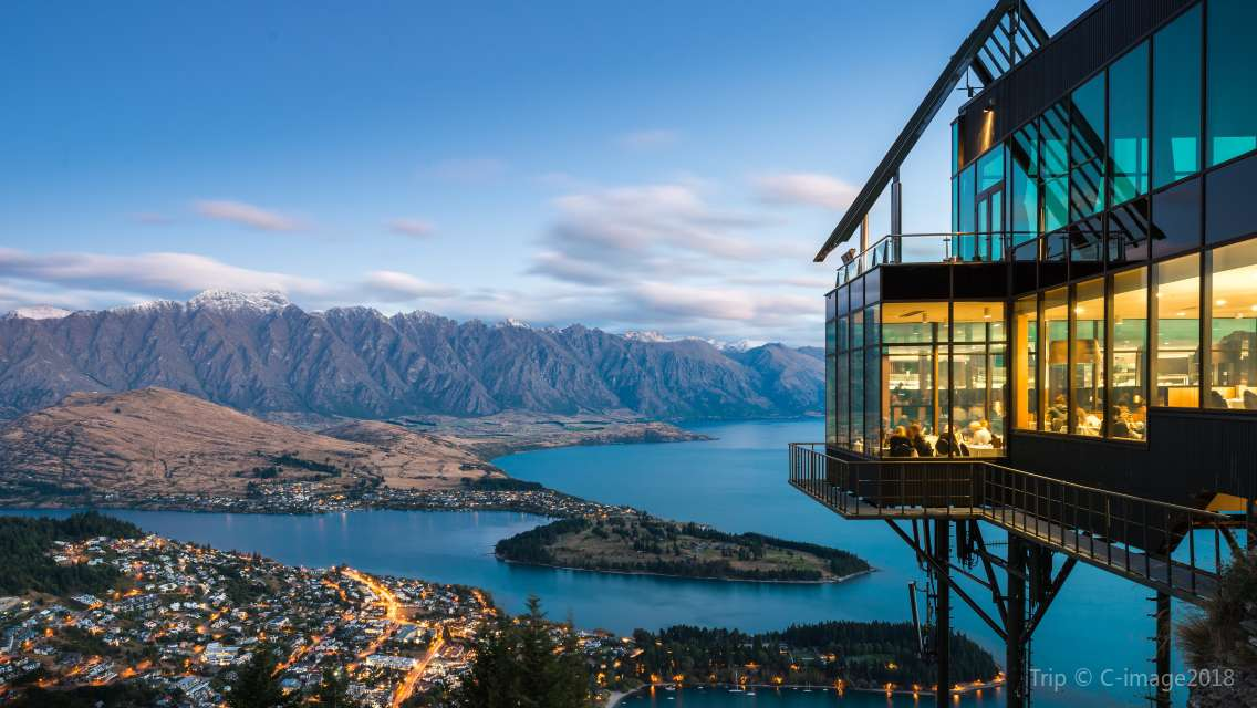 Queenstown Skyline Gondola and Luge Ride with Lunch/Dinner