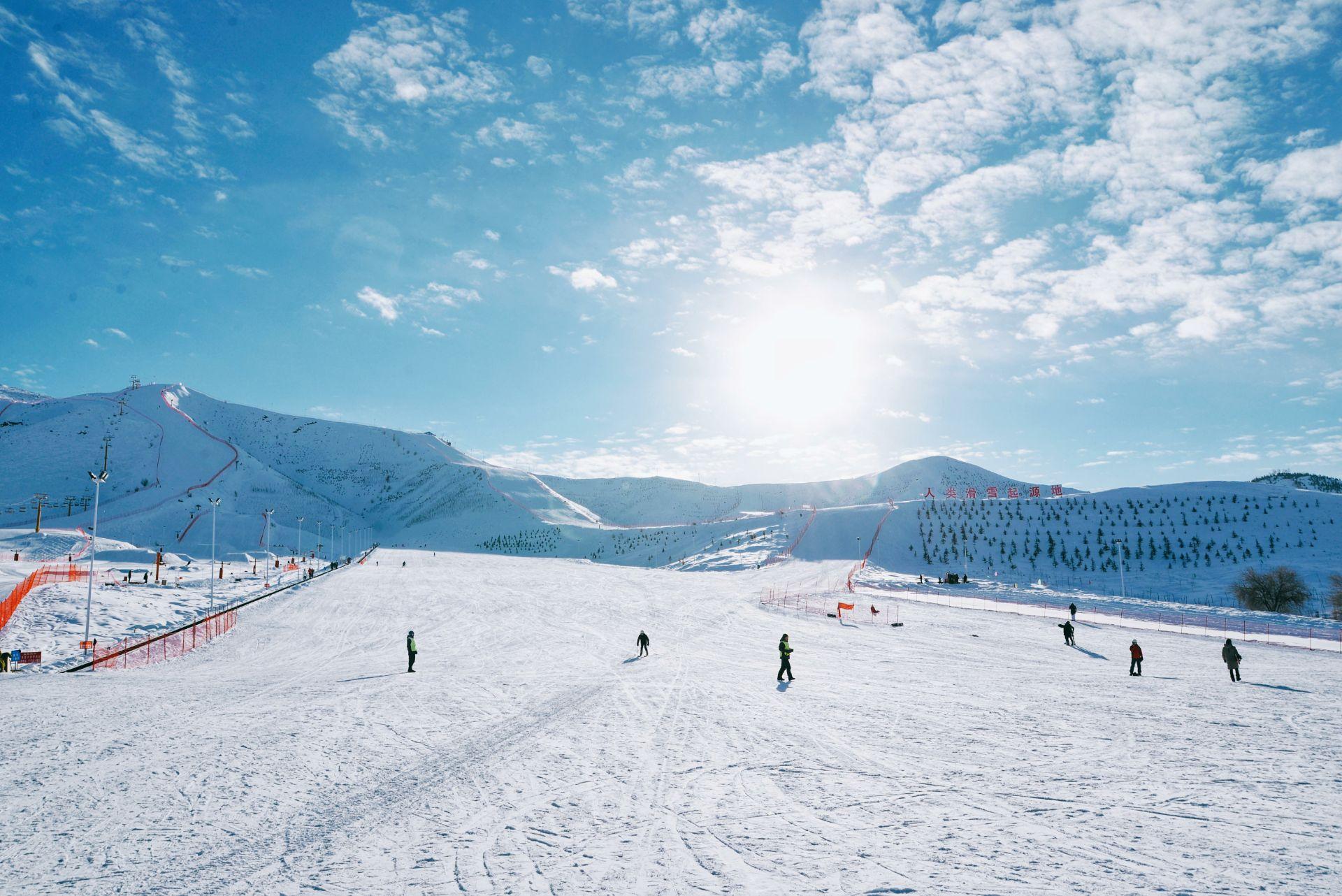 將軍山滑雪場