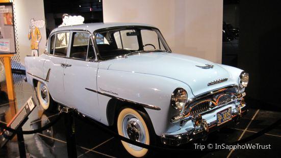 彼德森汽車博物館