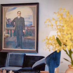 미국 영사관 여행 사진