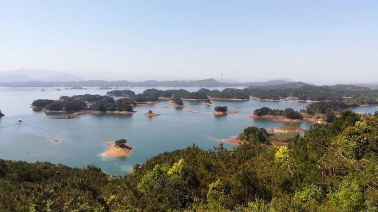 君山湖公園