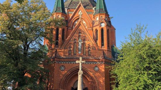 Roman Catholic Parish of Breclav-Postorna