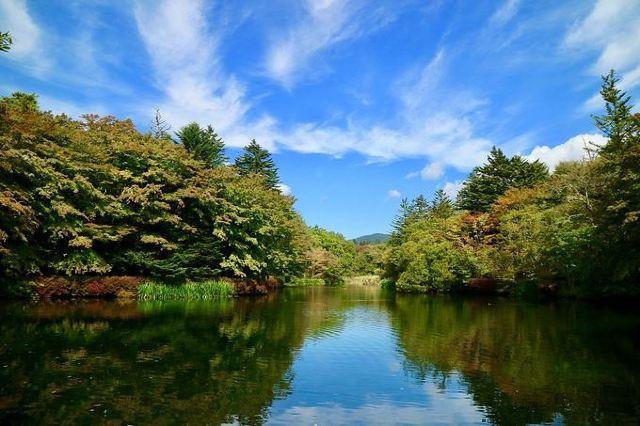 쿠모바 연못