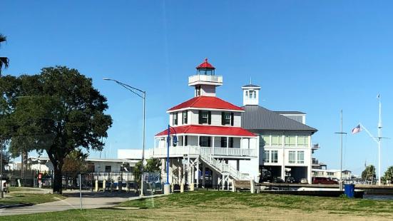 Port Pontchartrain Lighthouse