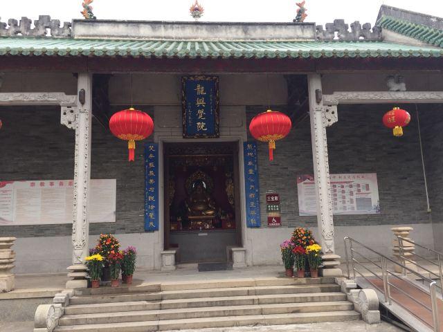 Baisha The Dragon Mother's Temple
