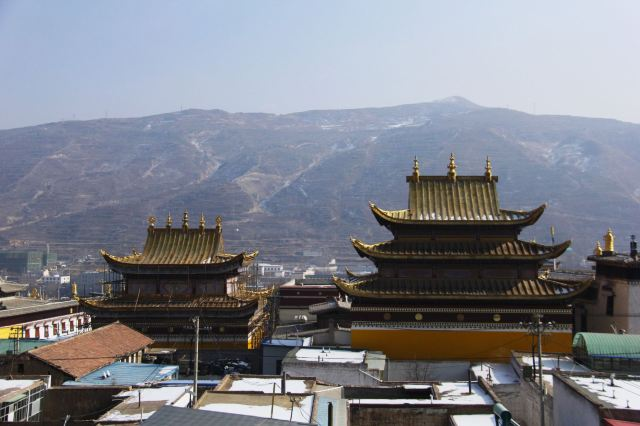 Longwu Temple