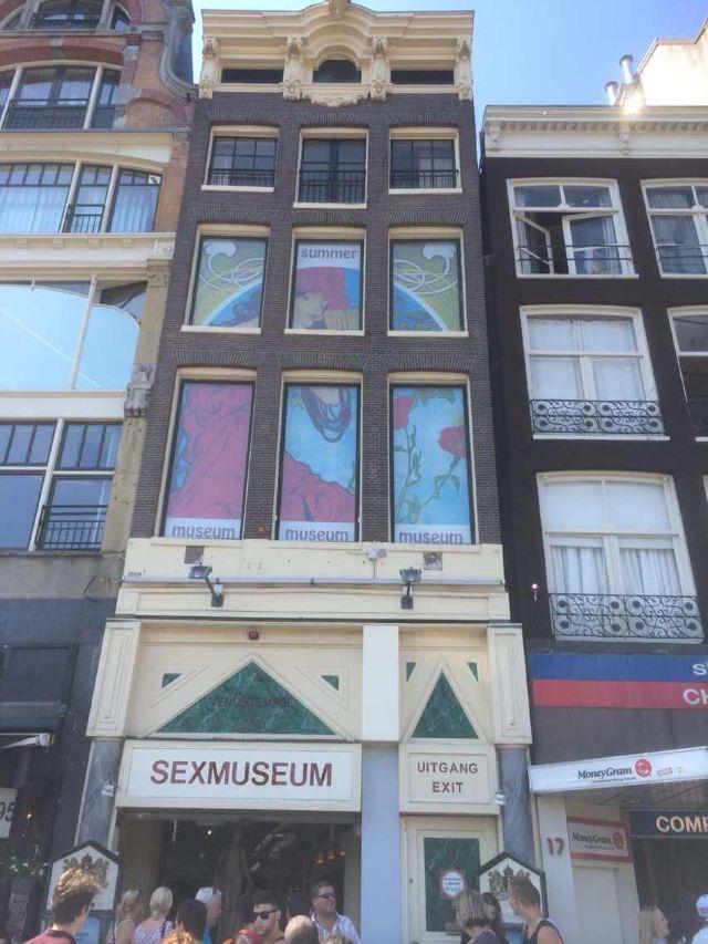 阿姆斯特丹杜莎夫人蠟像館